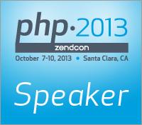 ZendCon 2013 Speaker